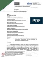 OFICIO (m) N° 032-2021-ANA