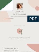 Guía curly by @rizoslaura