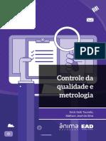 Controle da Qualidade e Metrologia