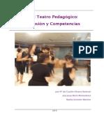 El Teatro Pedagogico Inclusion y Compete