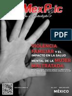 Violencia Familiar y El Impacto en La Salud Mental de La Mujer Maltratada