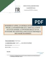 DAOI _OTR__Fourniture SCANNER A CONTENEUR_SSEM_5 05 2021