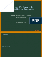 Cálculo Diferencial- Slides 3