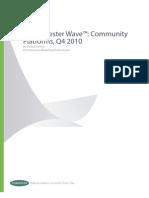 Forrester-WAVE-Community-Platforms