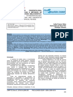 Anemia falciforme - fisiopatologia, manifestações clínicas e métodos de diagnóstico - uma revisão bibliográfica (1)