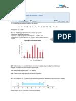 Miniteste 14- Diagramas de extremos e quartis