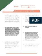 17 - Máximo Divisor Comum (MDC) - Exercicios