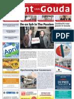 De Krant van Gouda, 17 maart 2011