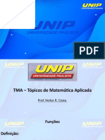 Aula 2 - Funções - TMA