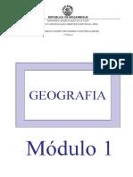 Módulo de Geografia 9ª Classe