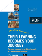 Their Learning Becomes Your Journey