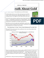 The Truth About Gold