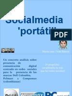 Socialmedia portátil