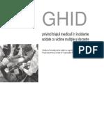 GhidTriajMedical (Educatie Medicala-Protocol Triaj OMS)