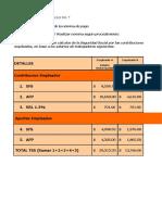 Plantilla Actividades 1 y 2 Modulo 7 Nomina de Pago