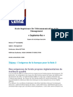 Ecole Supérieure De Télécommunication et de Management