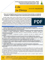 Boletim Farmacia Clinica SESDF - n.7 mar-abr_2020 - Cuidados de higiene