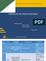 Unidad II Proyecto de Investigación I (4-5)