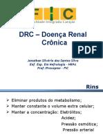 02 - Doença Renal Crônica - Pós Nefro - Fic