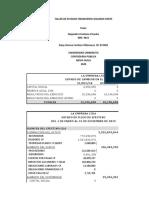 SEGUNDA PARTE TALLER DE ESTADOS FINANCIEROS