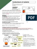 01- Materiaux en electrotechnique - Introduction-