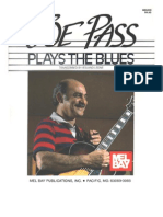 Joe Pass - Plays The Blues