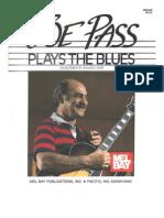 Joe Pass - Plays The Blues