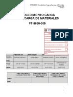 PT-9650-005_0 Carga y Descarga de Materiales