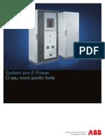 System pro E Power-Folheto-PT