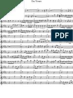 I'm Yours - Violino Db