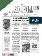 Apostilamento TA diario oficial