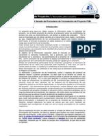 G2M-Guia de Formulacion de Proyectos