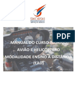 Manual de Curso Sikorski Serviços Aéreos