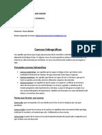IPEA 343 LOS COCOS T. P N° 12 Cuencas Hidrograficas