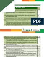 Matriz de Referência - Níveis - Língua Portuguesa (1)