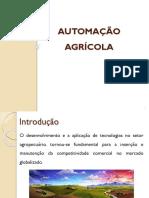 Automação Agrícola