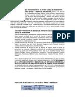 Generalidades Del Proyecto Ioarr 03