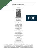 SDA Eschatalogy