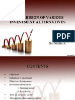 investment final ppt