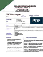 Planeacion corte y confección Secuencia 1