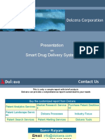 Smart Drug Delivery Systems