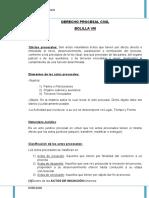 procesal civil bolilla 8 continuacion