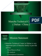 Manchu Technical Center
