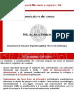 00-Impianti Meccanici e Logistica LM_presentazione del corso