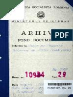 Ordine ale conducerii Ministerului de INterne 1986
