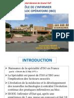 2 RÔLE DE L'INFIRMIER DE BLOC OPÉRATOIRE (IBO)