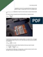 Redler carga granel linea 2 - Diseño de transmisión a cadena