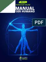 Resumo Ilustrado - Aula 01 - o Manual Do Ser Humano