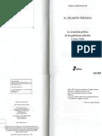 Gerchunoff, Pablo_El eslabón perdido. La economía política de los gobiernos radicales.Cap.5