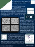pH sensing nano beads